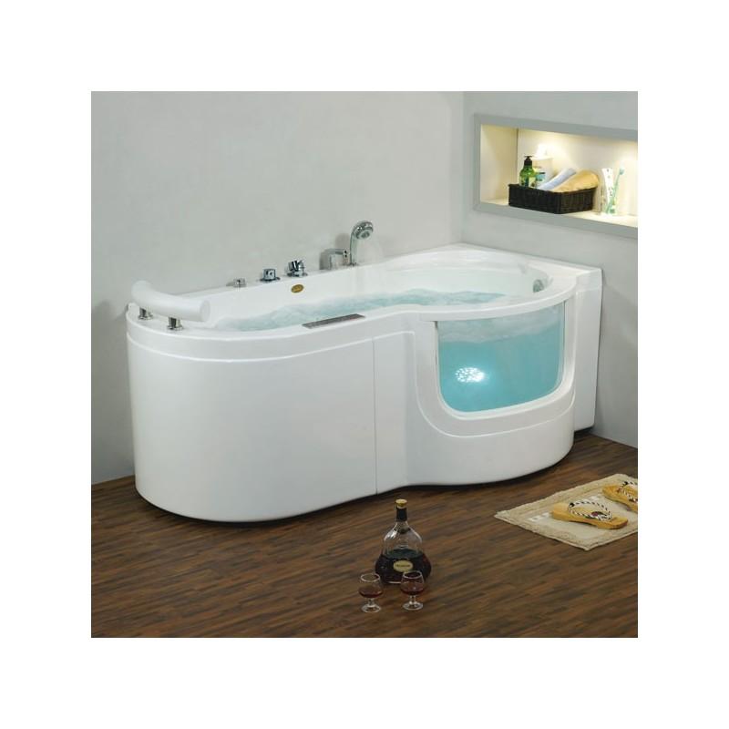 Baignoire balneo salle de bain online salle de bains inspiration design - Salle de bain online ...