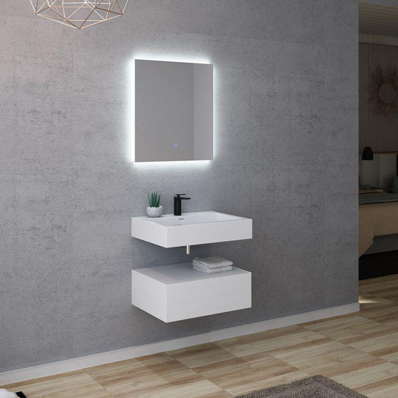 Meuble salle de bain AVELLINO 600
