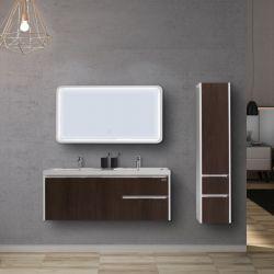 Meuble salle de bain double vasque CASORIA 1200