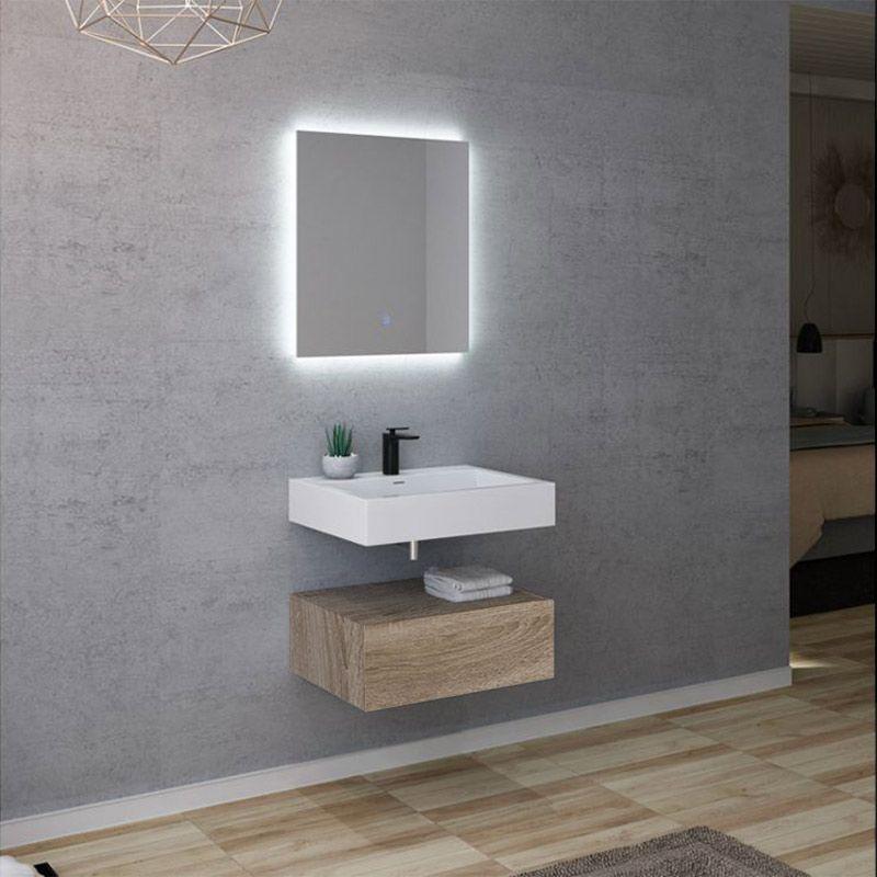 Meuble salle de bain AVELLINO 600SC