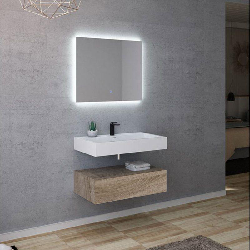 Meuble salle de bain AVELLINO 800SC