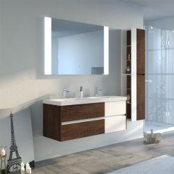 Dimensions meuble colonne AZAMARA 1200