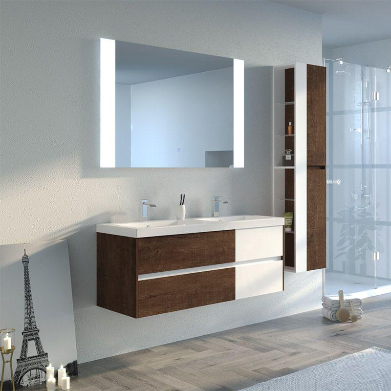 Meuble salle de bain AZAMARA 1200
