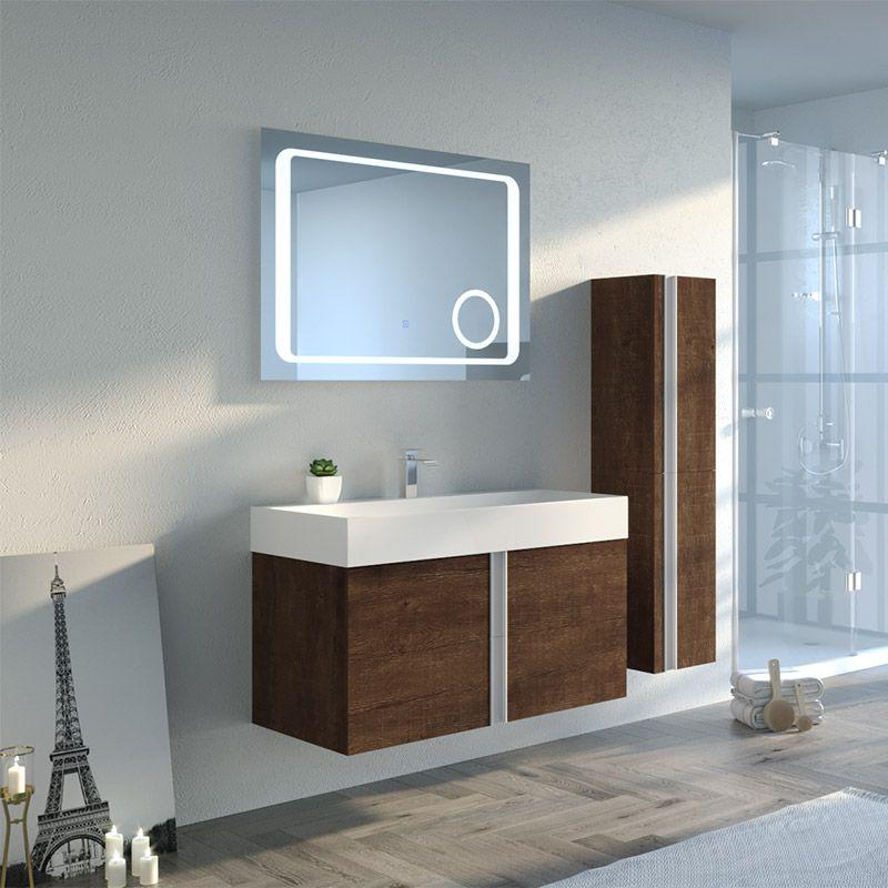 Meuble salle de bain BOREAL 1000