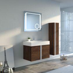 Dimensions Meuble salle de bain BOREAL 800
