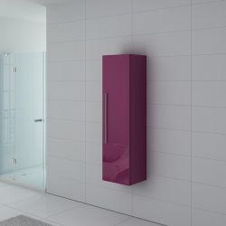 Plan de la colonne PAL150B salle de bain Blanc