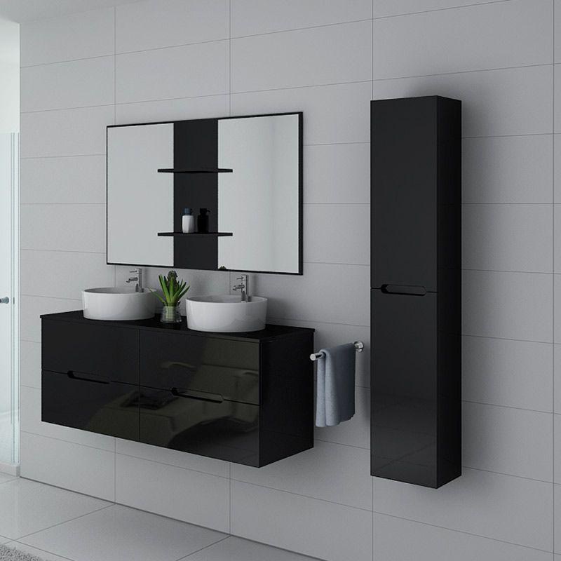 Meubles et miroir RIVALTO Noir