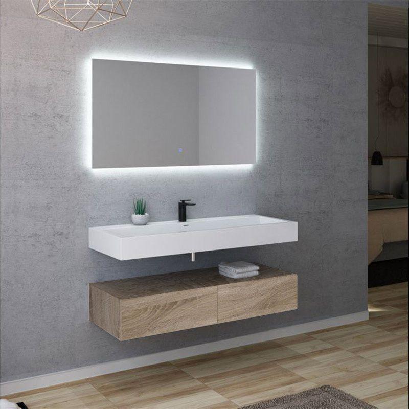 Meuble salle de bain AVELLINO 1200SC