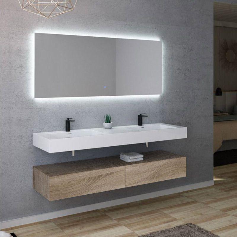 Meuble salle de bain AVELLINO 1600SC