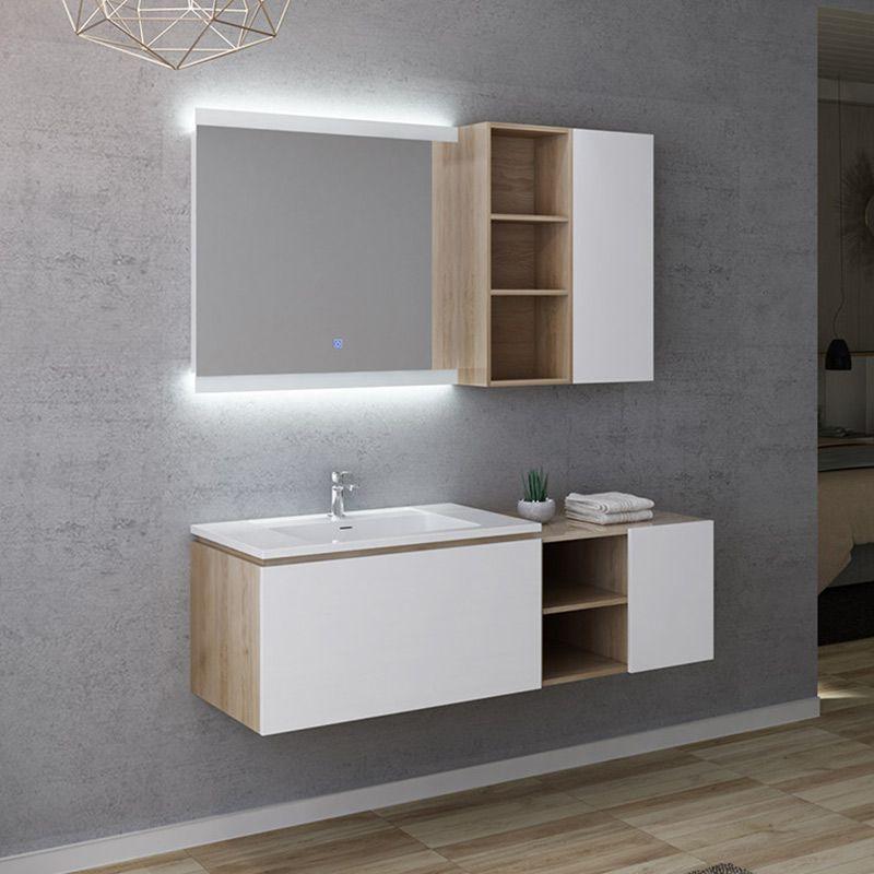 Meuble de salle de bain ALASSIO 800