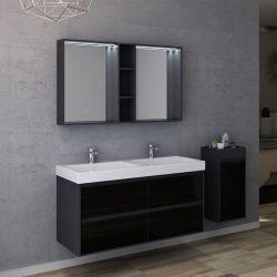 Dimensions meuble de salle de bain BRIANZA 1200