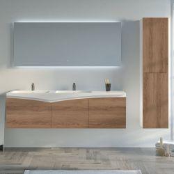 Plan meuble colonne CAGLIARI 1600