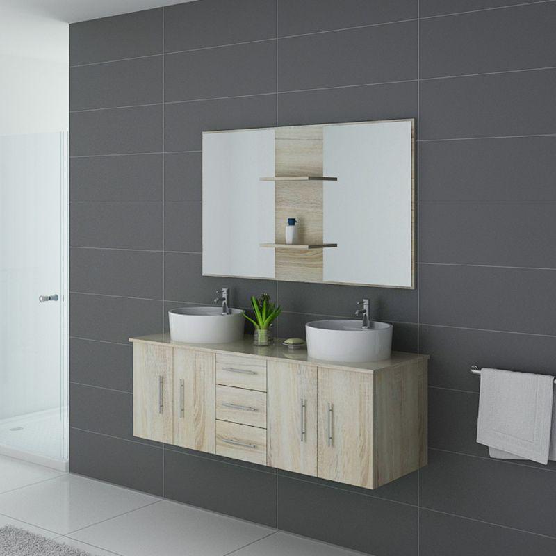Meuble salle de bain CARSOLI Scandinave