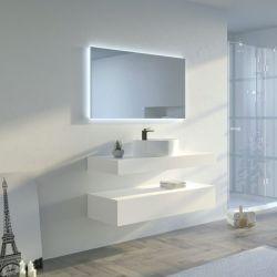 Meuble salle de bain MANCIANO 1200