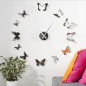 BUTTERFLIES Horloge