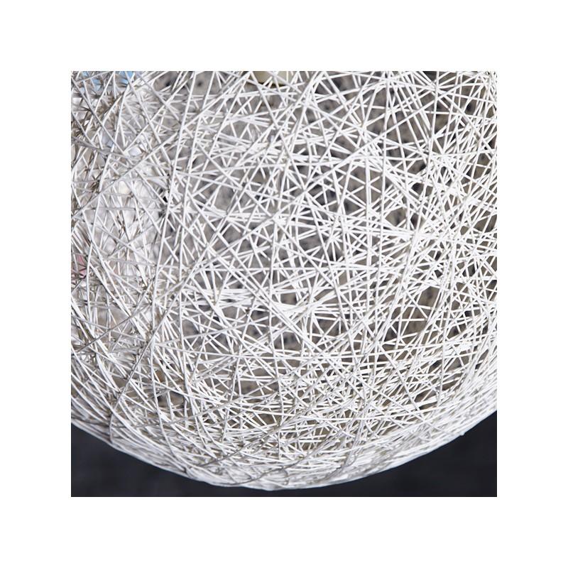 Suspension en fibres tress es cocoon 45 b Salle de bain cocooning
