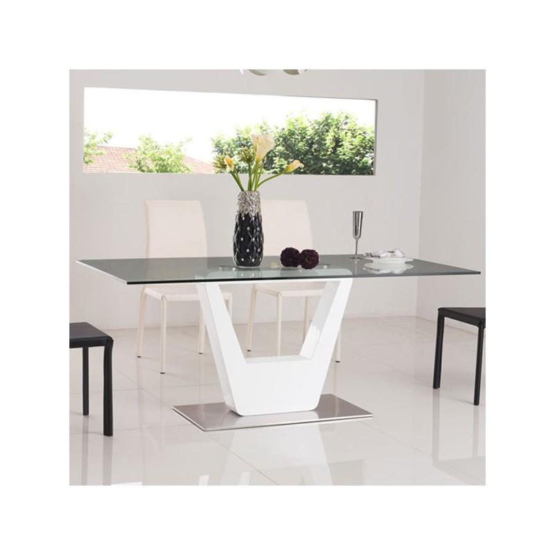Table manger en bois oslo toutes les tables sur achat for Achat table salle a manger