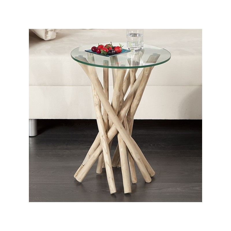 DRIFTWOOD Table d'appoint