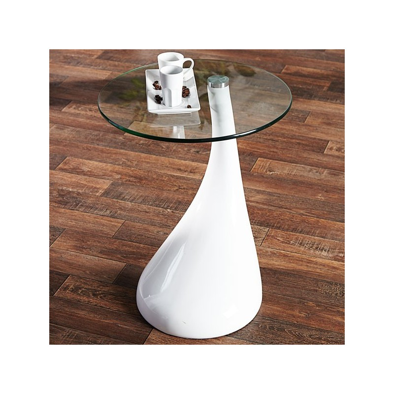Table D 39 Appoint Lounge Tear Blanc