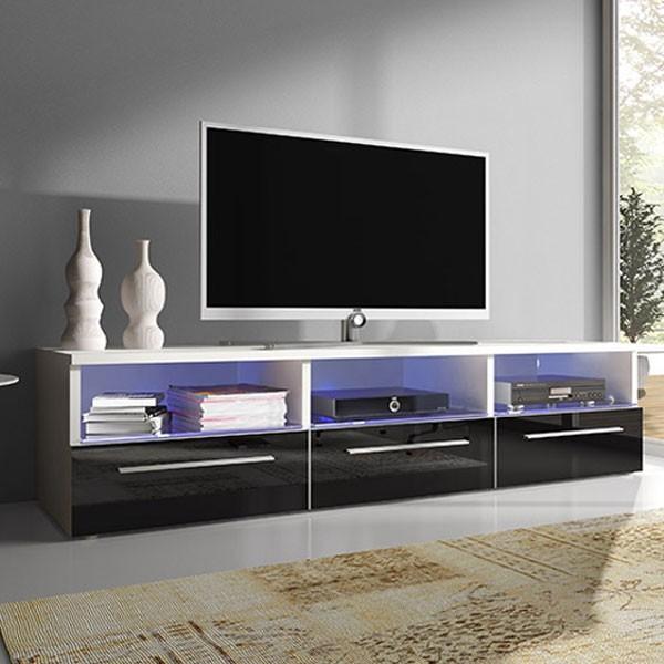 meuble tv design hollywood - Meubles Tele Design 2