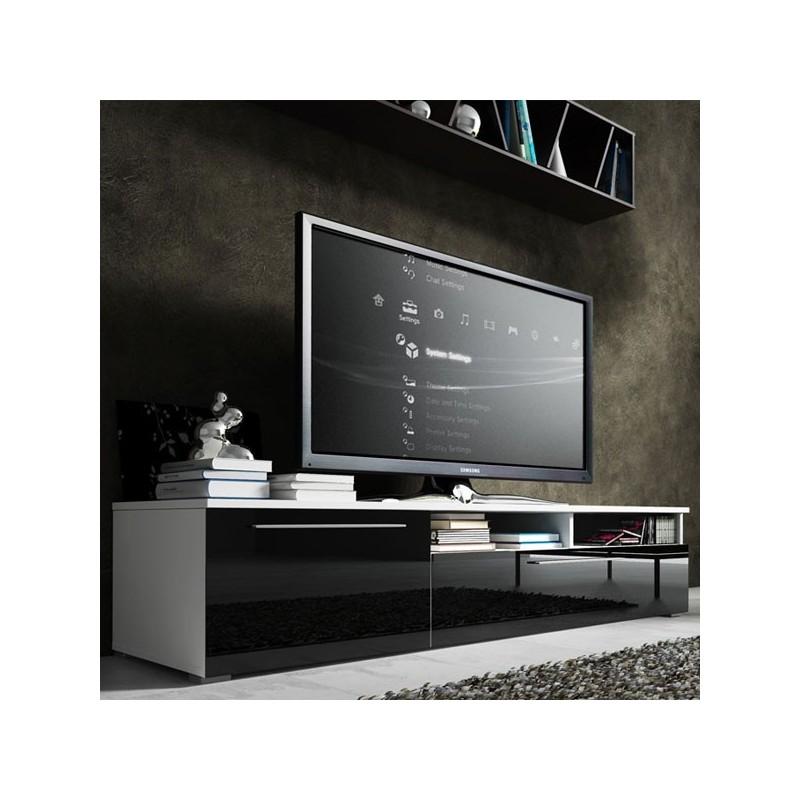 Meuble tv design phoenix for Meuble tv solde