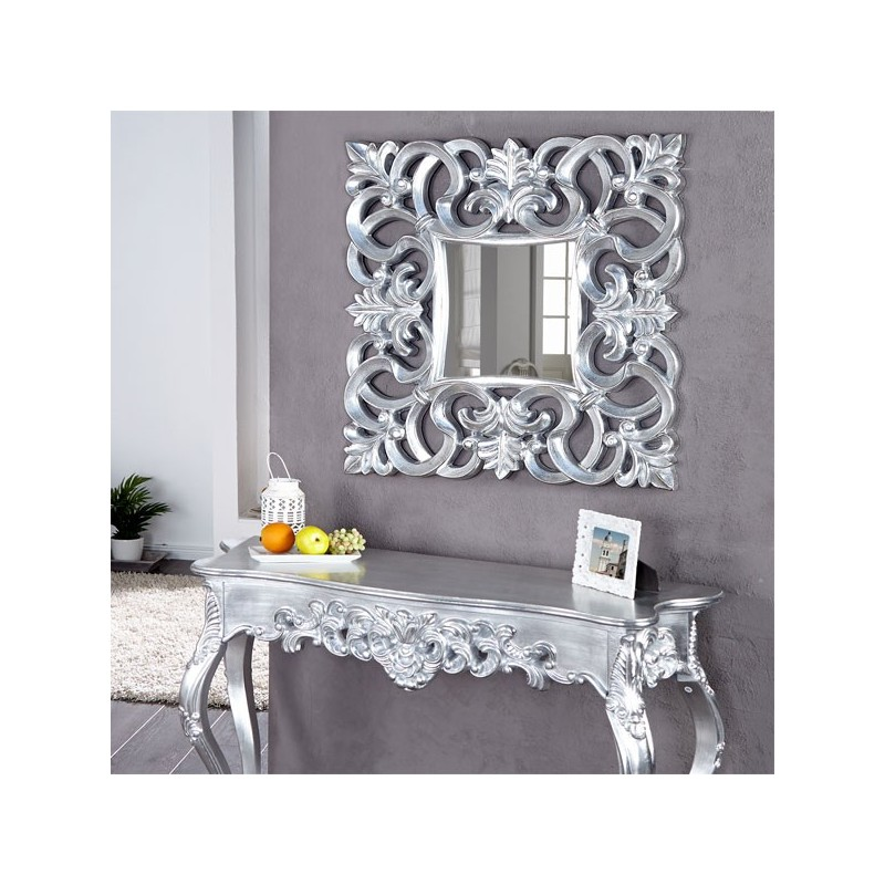 Miroir mural salle de bain maison design for Miroir mural inclinable salle de bain