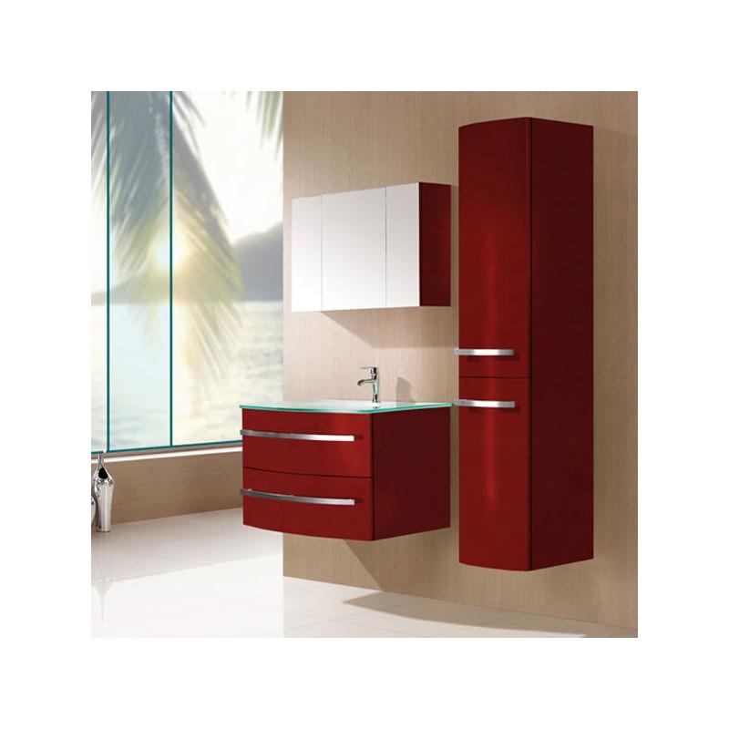 Meuble salle de bain de luxe en bois massif ref sdg935rc for Meuble salle de bain de luxe