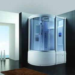 Combiné douche bain pour 1 personne D-Baléares