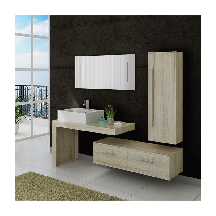 meuble salle de bain ref dis9250sc. Black Bedroom Furniture Sets. Home Design Ideas