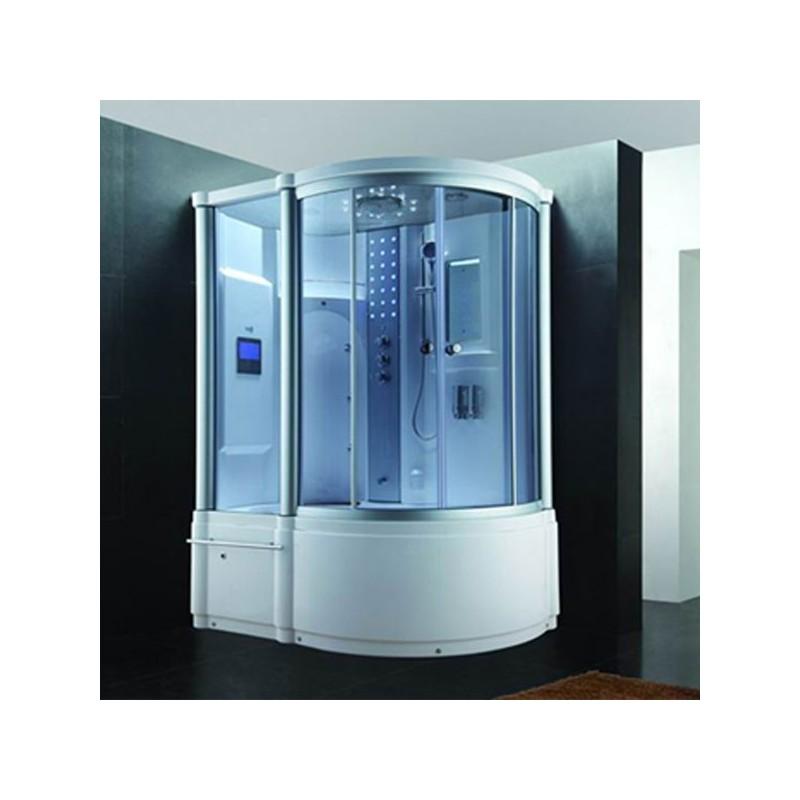 Combiné douche bain pour 1 personne G-Baléares