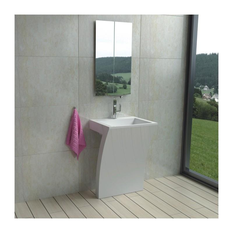 Totem design pour salle de bain SDPW11