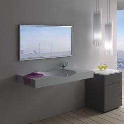 SDPW13-D : plan vasque moderne et original