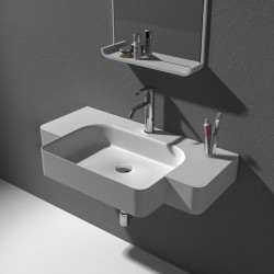 SDWD38187 : plan vasque mural