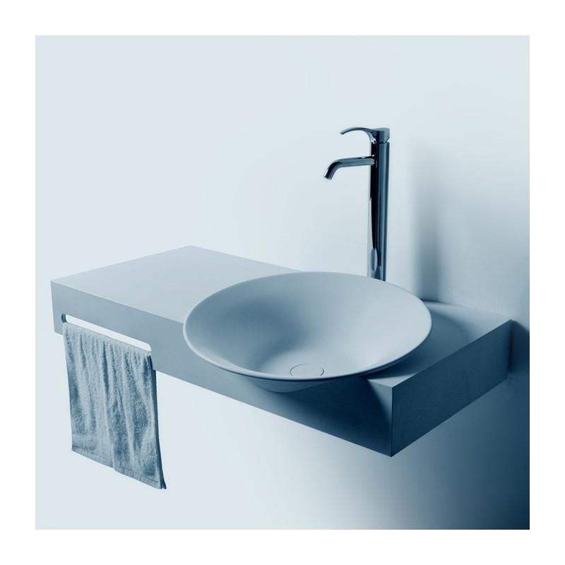 Plan vasque solid surface Réf : SDWD3889-1