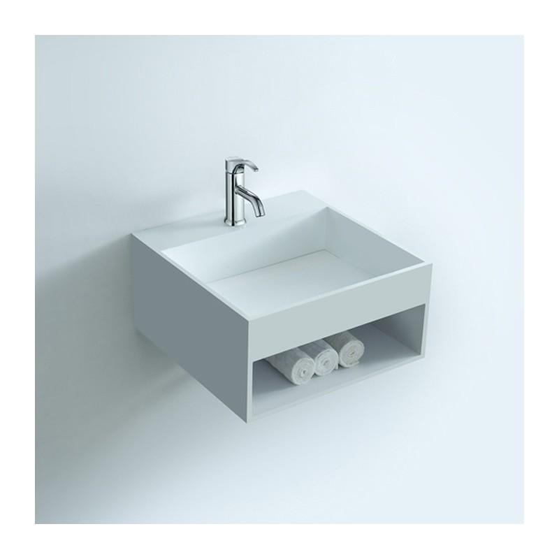 lave mains avec rangement. Black Bedroom Furniture Sets. Home Design Ideas