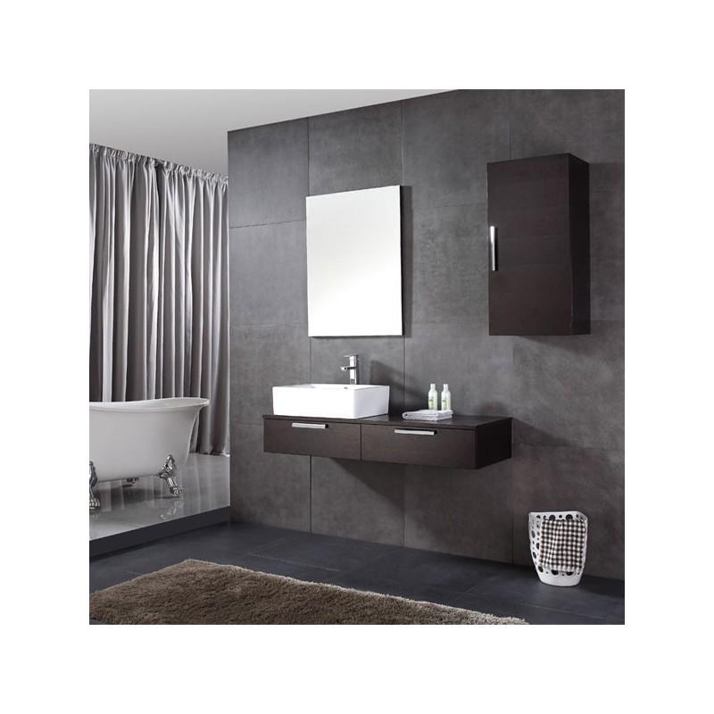 Sd030 1200 meuble salle de bain coloris weng - Salle de bains online ...