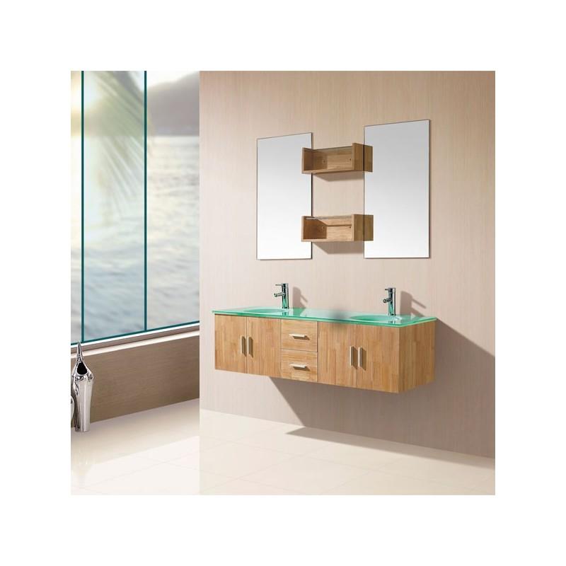 Salle de bain naturel 28 images meuble salle de bain for Meuble salle de bain naturel