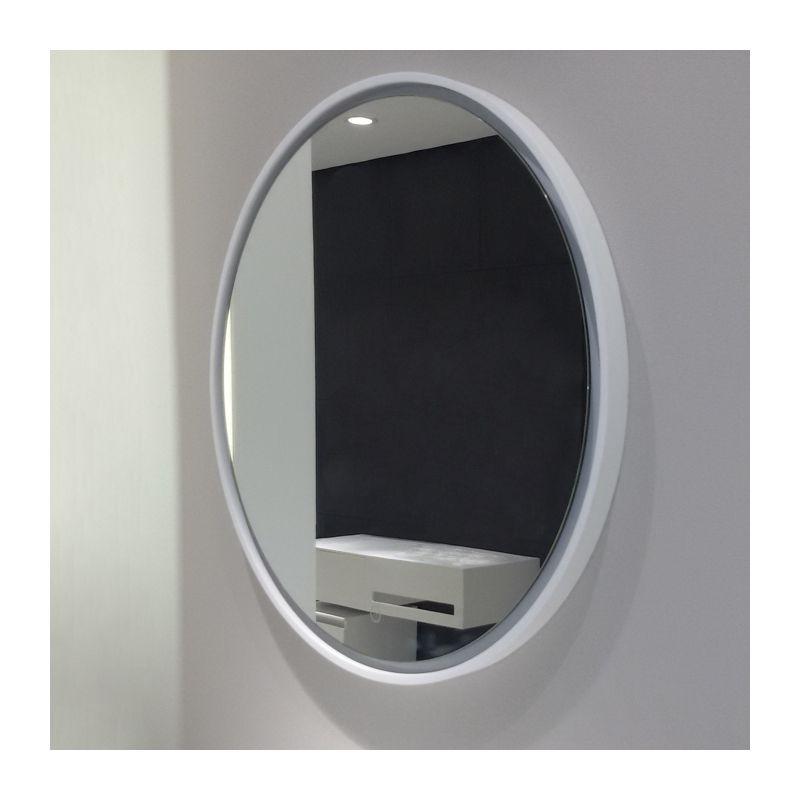 miroir rond led miroir lumineux pour salle de bain. Black Bedroom Furniture Sets. Home Design Ideas