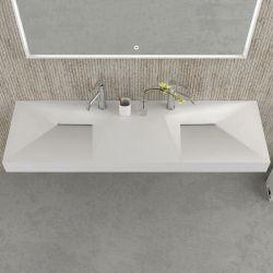 SDWD38429 : le double plan vasque design et fonctionnel