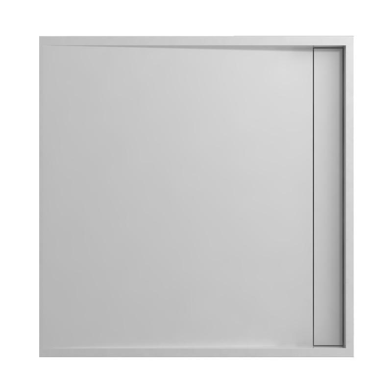 Bac à douche prêt à poser carré SDWD0480-1