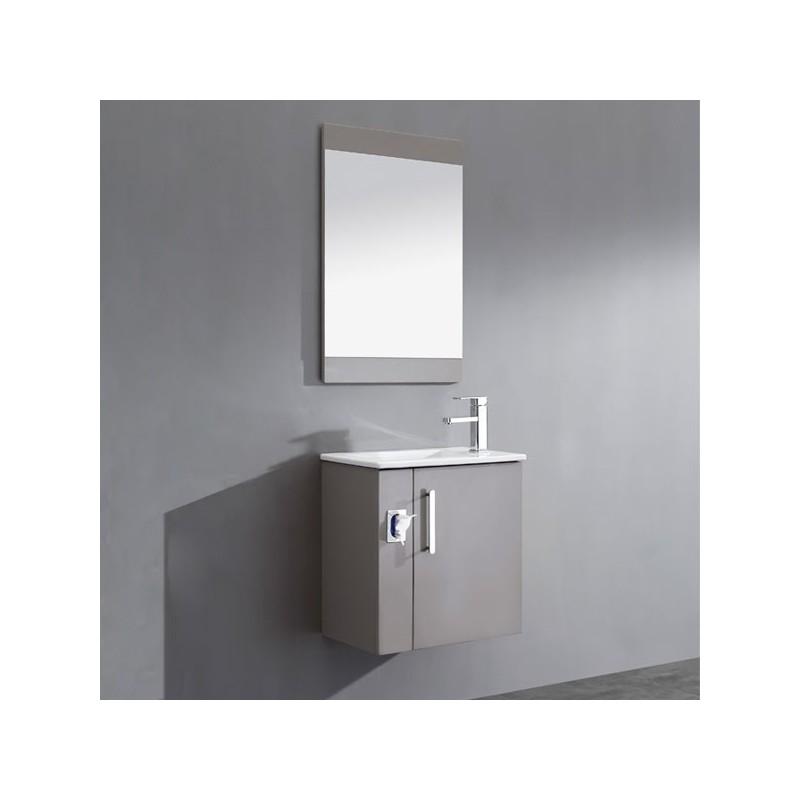 Gris perle - Peinture salle de bain gris perle ...