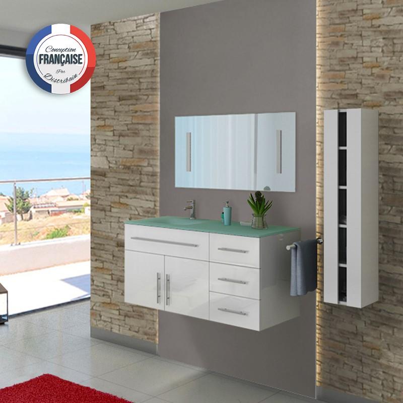 Meuble salle de bain ref dis945b - Salle de bain online ...