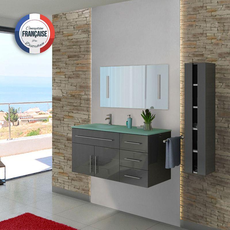Meuble salle de bain ref dis945gt for Salle de bain online