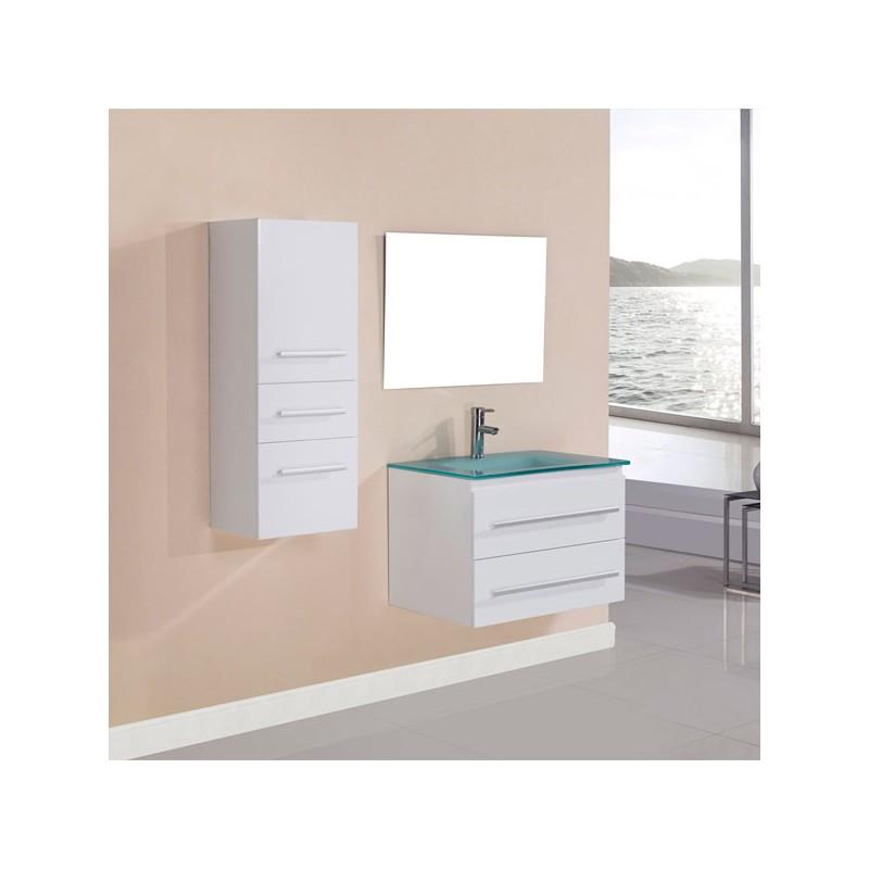 meuble salle de bain pour ranger serviette