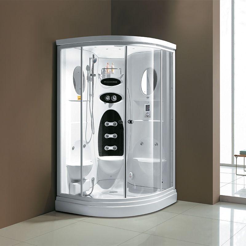 cabine douche double avec hammam cancun cabine de douche. Black Bedroom Furniture Sets. Home Design Ideas