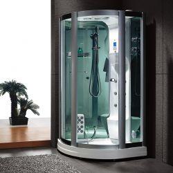 Cabine de douche avec jets de massage D-Riviera