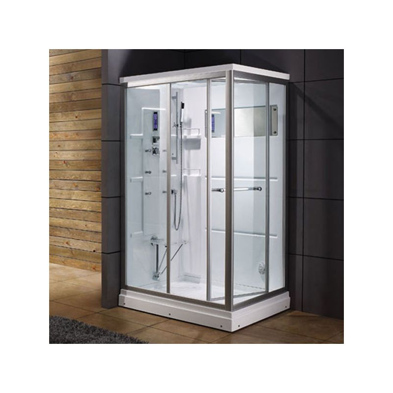 cabine de douche hammam g bora bora. Black Bedroom Furniture Sets. Home Design Ideas