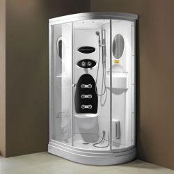 Cabine de douche G-NIAGARA avec chromothérapie
