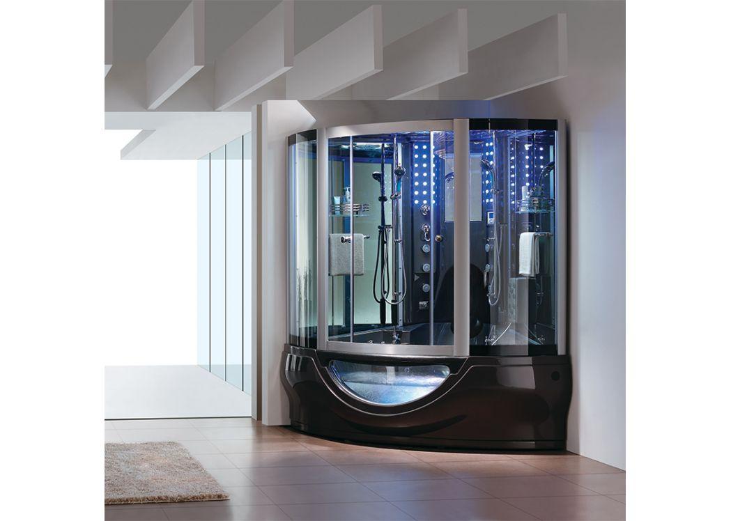 douche hammam 2 personnes maison design. Black Bedroom Furniture Sets. Home Design Ideas