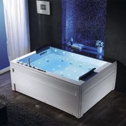 baignoire balneo pas cher baignoires baln o salledebain online. Black Bedroom Furniture Sets. Home Design Ideas